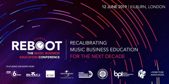 ICMP to host Reboot Conference, the UK's first ever music