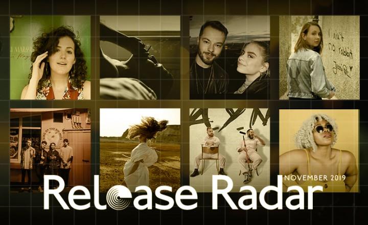 Release Radar November 2019