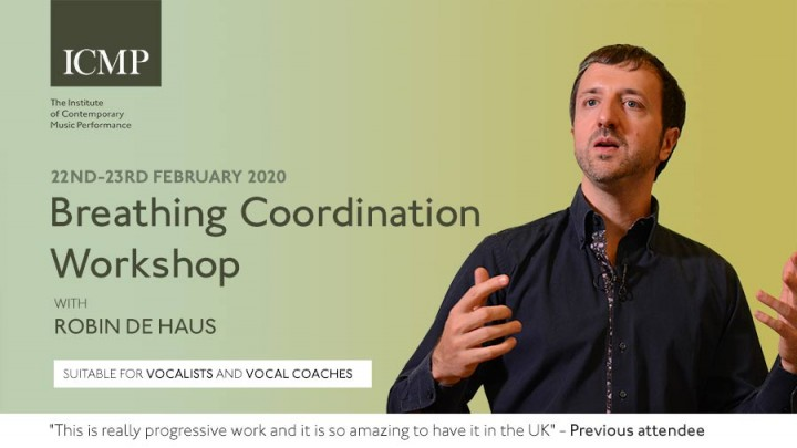 Robin De Haus London workshop | Breathing Coordination