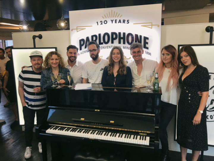 ICMP alumna Sarah Close signs deal with Parlophone