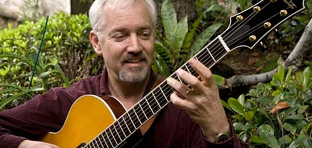 Sid Jacobs on Guitar
