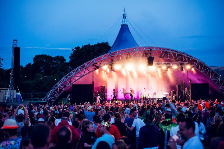 ICMP artists to perform at Standon Calling Festival
