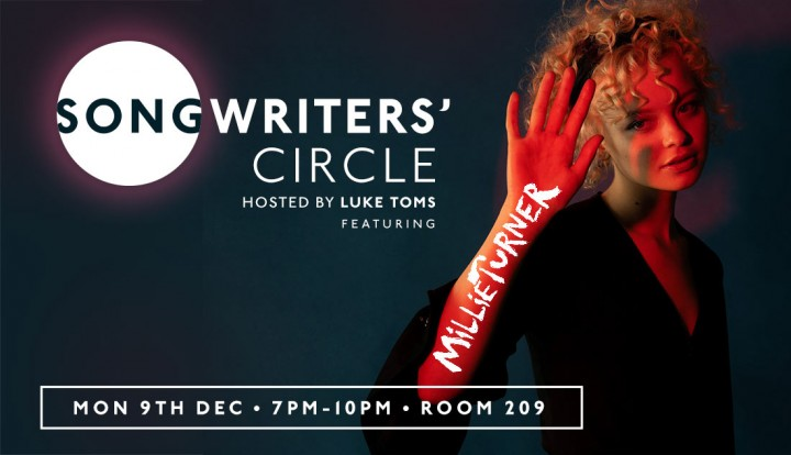 ICMP Songwriters' Circle | Millie Turner | London Music School