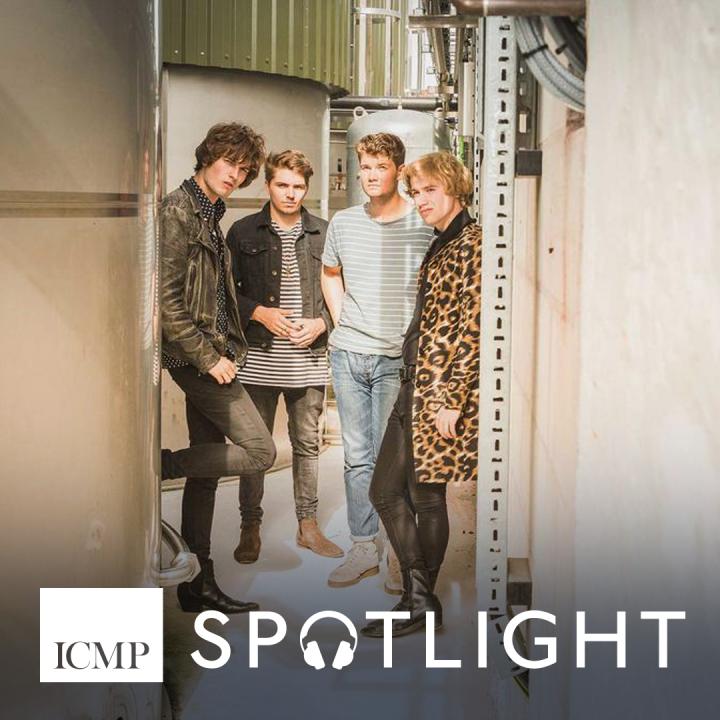 Games - The Velvet Hands | ICMP Spotlight