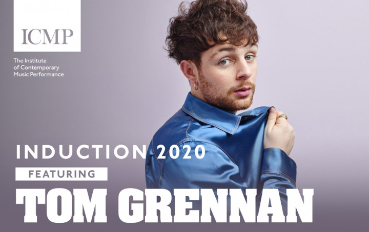 ICMP Induction 2020 with Tom Grennan