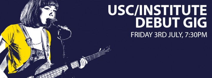 USC/Institute Debut Gig Image