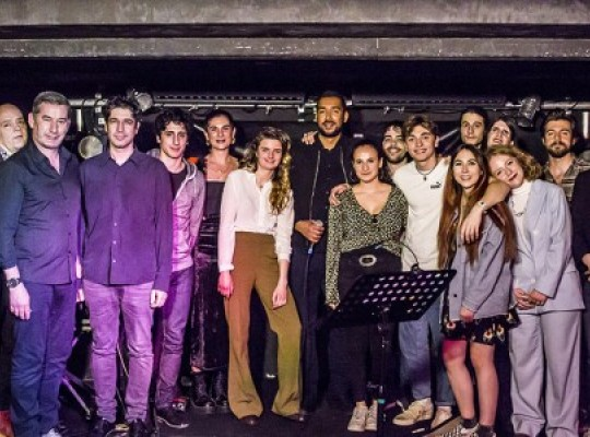 ICMP and ATLA Songwriting Students
