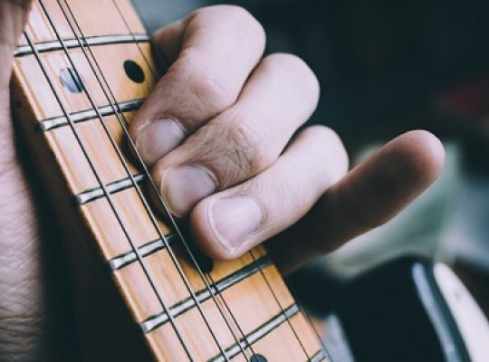 Online Music Courses | Blues Guitar | Songwriting | ICMP