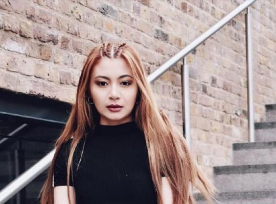 Spotlight Artist Sophia Mina