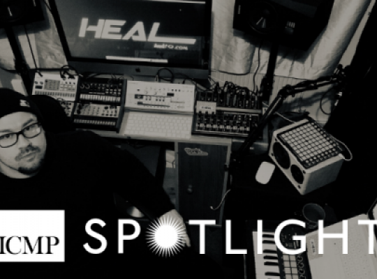 Spotlight Heal Audio by Joshua Heal