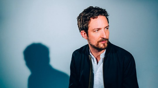 Frank Turner at Songwriters' Circle | ICMP London