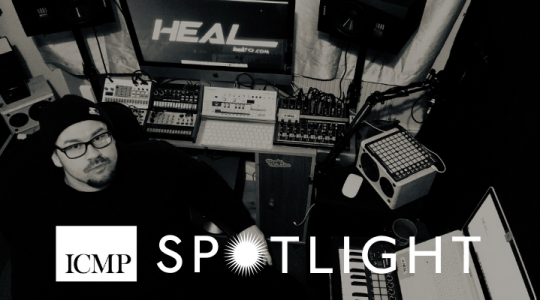 Spotlight Heal Audio by Joshua Heal