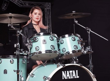 Collette Williams | Drum Tutor | ICMP London