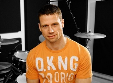 Darren Ashford | Drum Tutor | ICMP London
