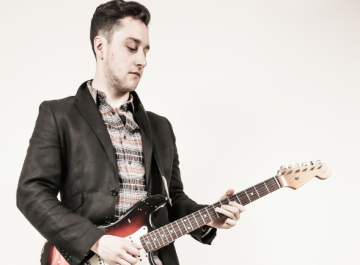 Jake Willson | Guitar Tutor | ICMP London