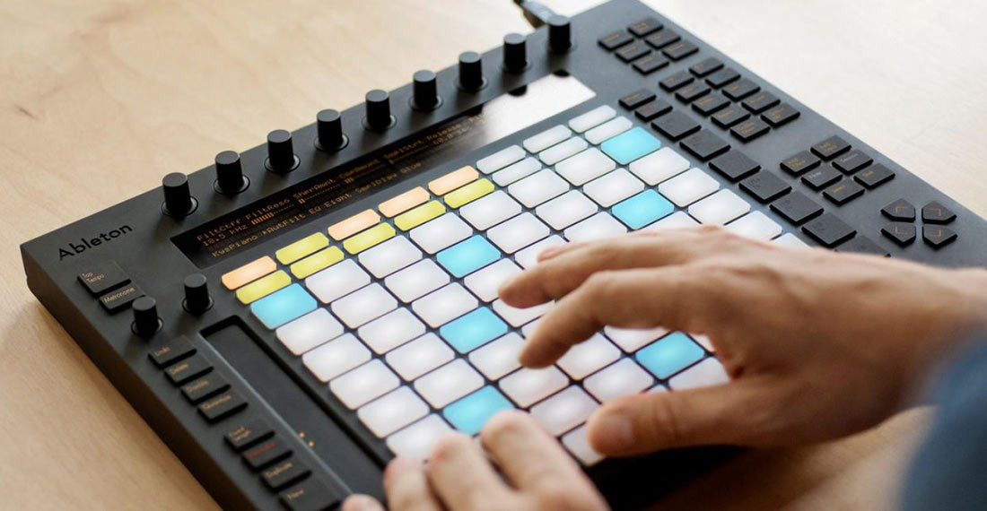 Ableton Summer School London