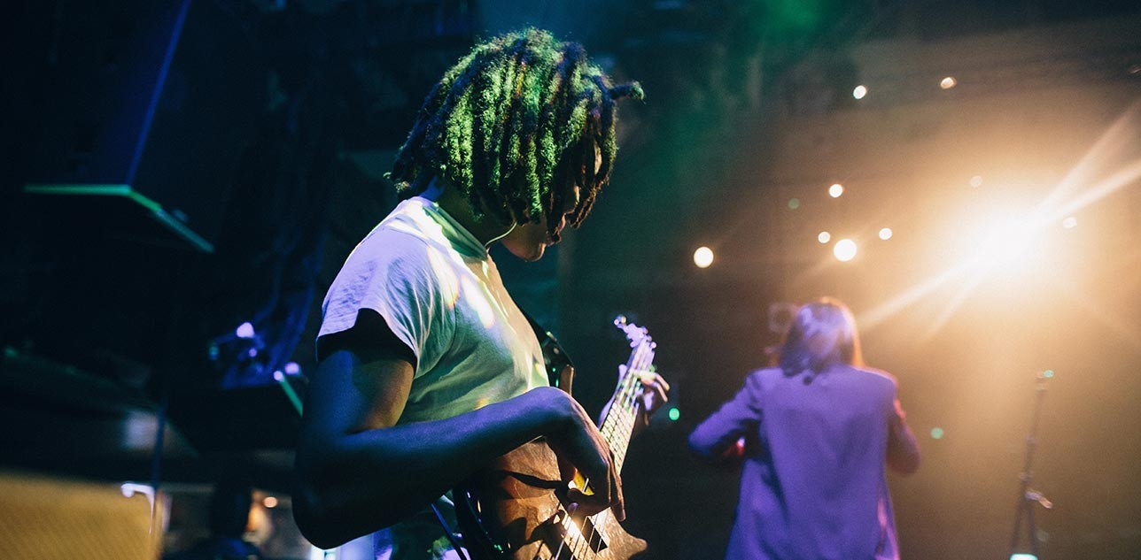 Bmus in Popular Music Performance | Study Vocals, bass, guitar, drums | ICMP London