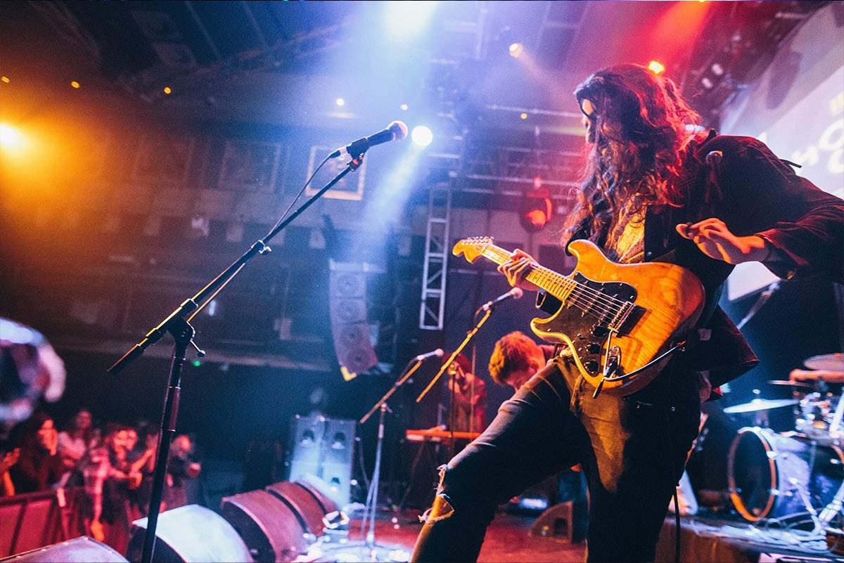 CertHE Popular Music Performance (Guitar) | ICMP London
