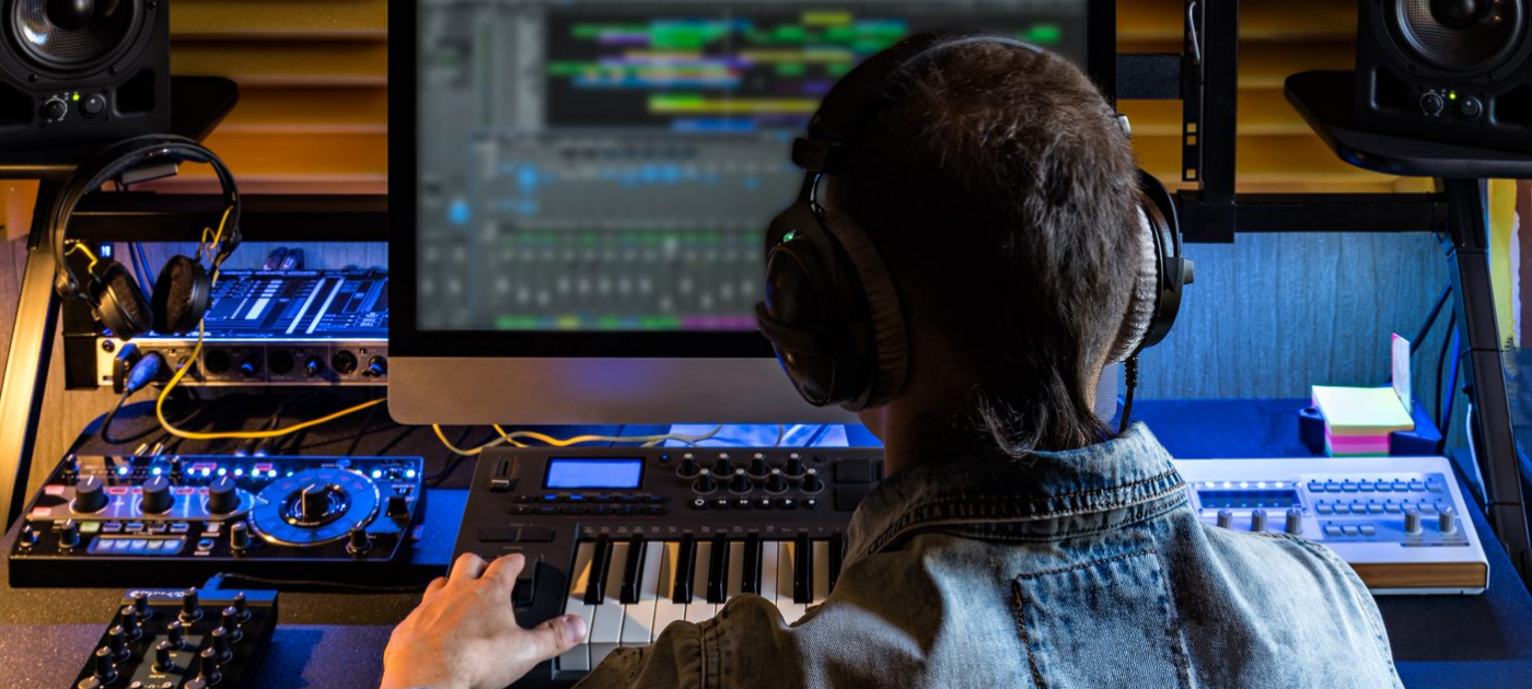 Study Music Production | ICMP London