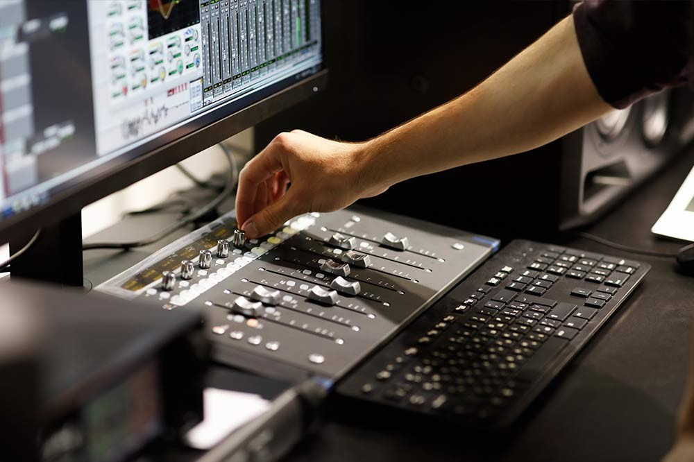 Music Production for Film, TV & Games | Degree | London