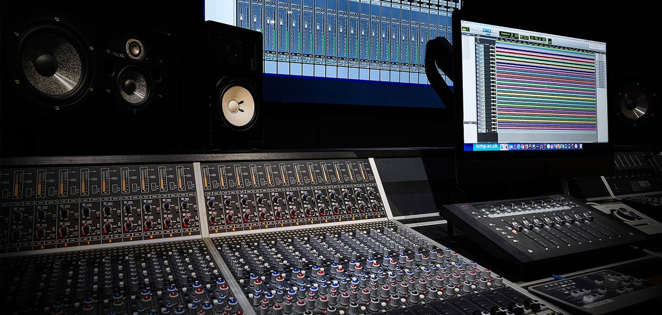 MA Creative Music Production | ICMP London