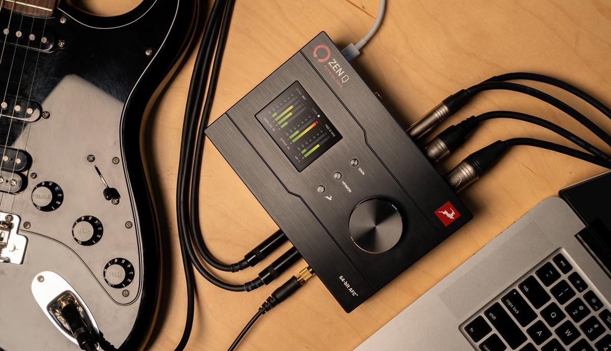 Antelope Audio | ICMP Music School Industry Partner