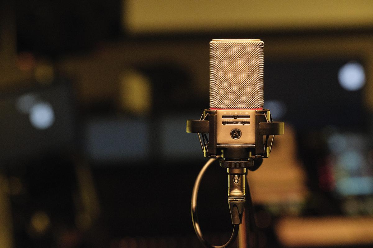 Austrian Audio | ICMP Music School Industry Partner
