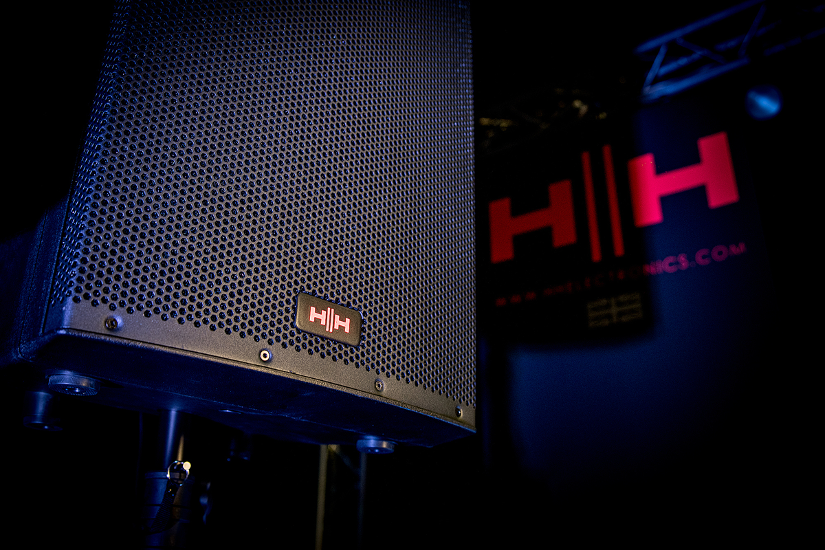 HH Electronics | ICMP Music School Industry Partner