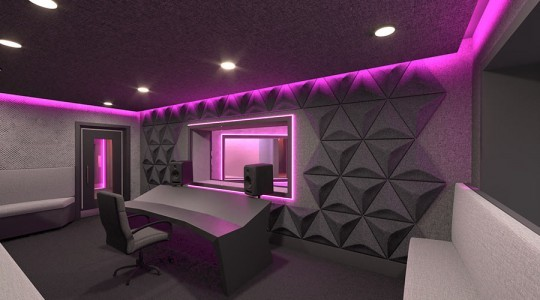 Queens Park Campus   Music Production Courses at ICMP