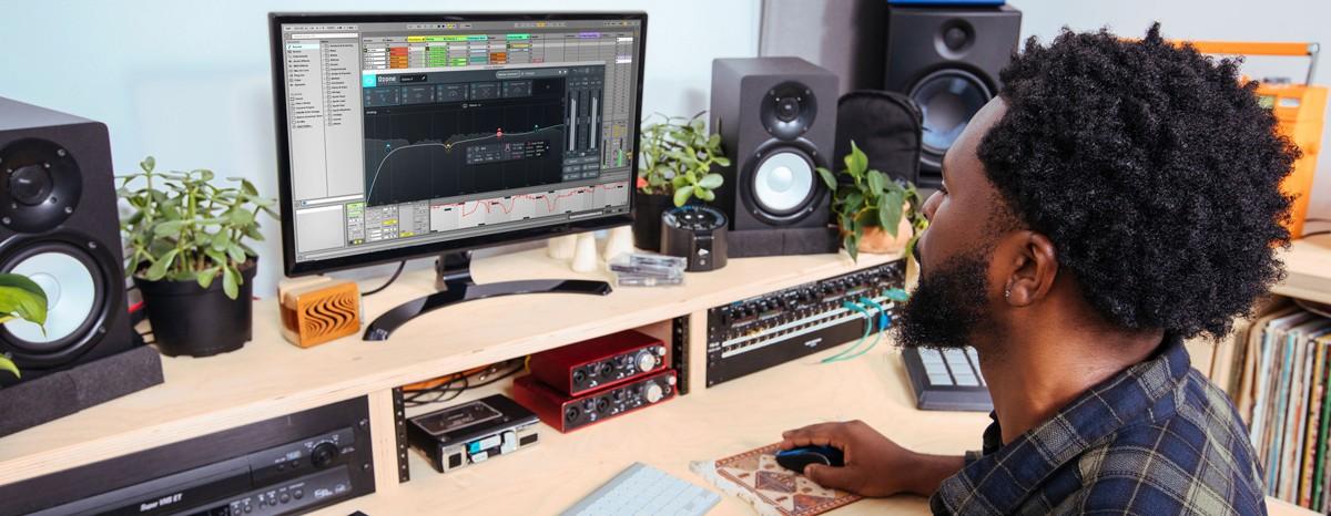 iZotope | ICMP Music School Industry Partner