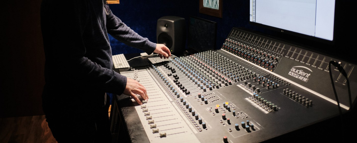 Music Production | Our Degree Courses