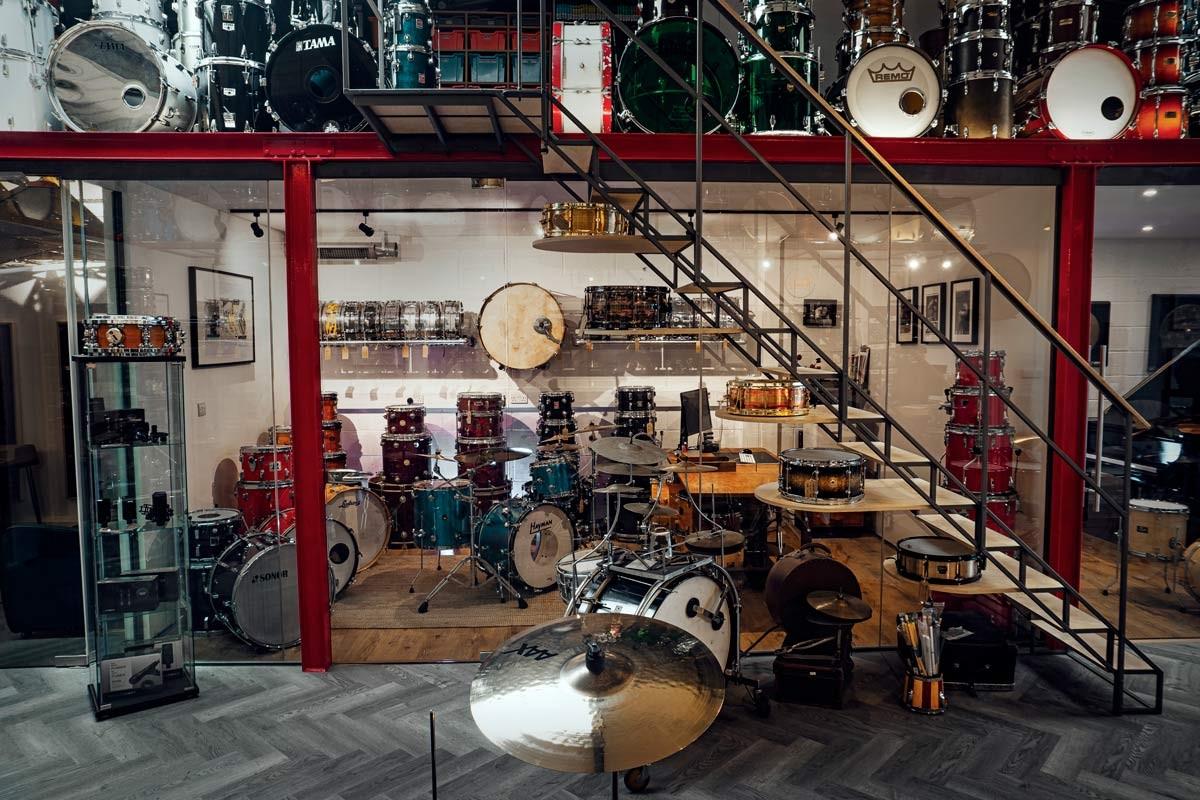 Rubix Drums | ICMP Music School Industry Partner