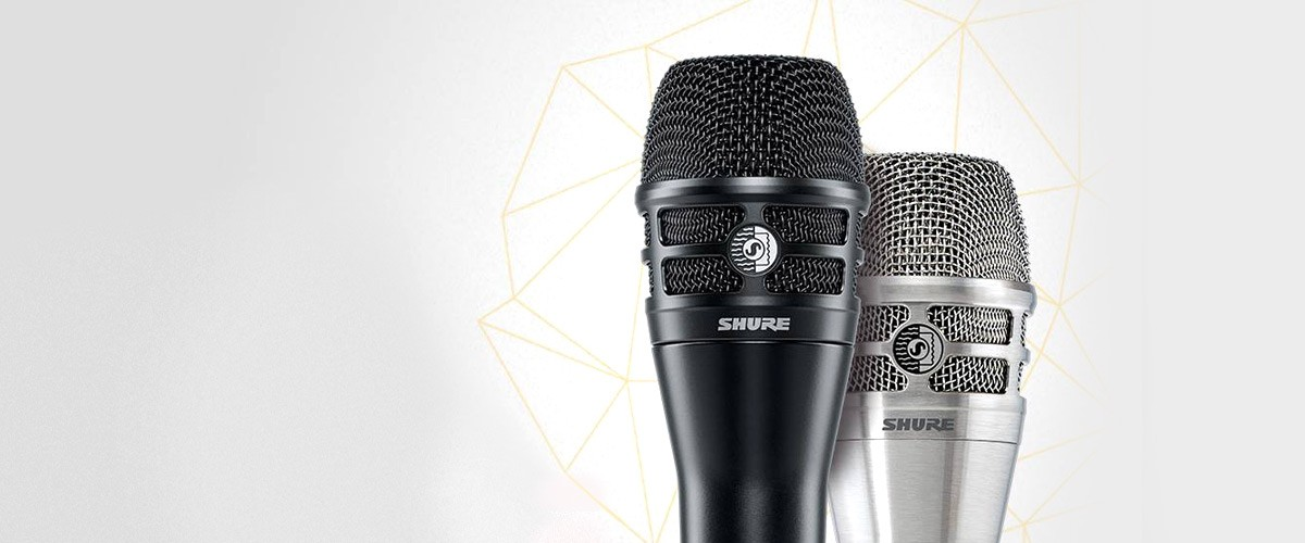 Shure Microphones | ICMP Music School Industry Partner