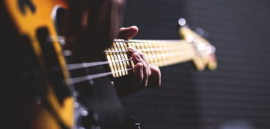 Bass Guitar Courses | ICMP London