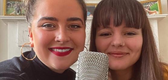 Spotlight | Back 2 Back Catalogues, a music and arts podcast by Julianna Hopkins and Natasha Jenkins