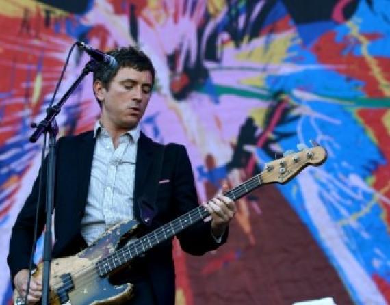 Drew McConnell   Babyshambles, Liam Gallagher