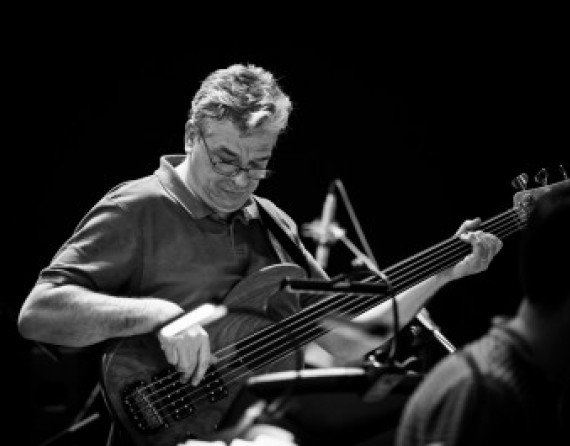 Laurence Cottle   Bass Tutor   ICMP London