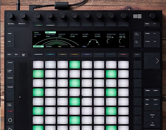 Learn Ableton Push | Evening Course | ICMP London