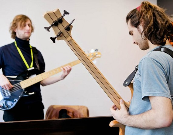 Bass Guitar Tuition • ICMP London Music School