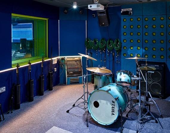 Music Performance Room