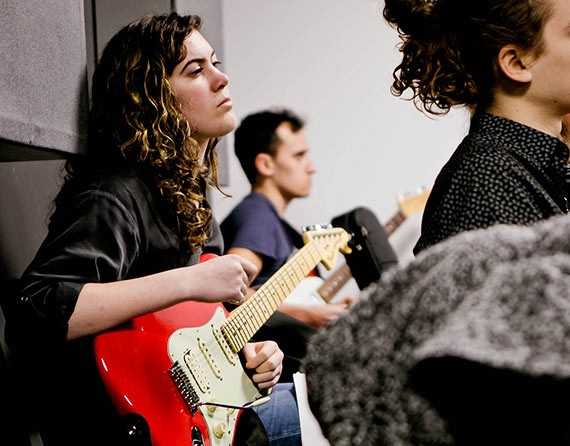 Guitar Degree London | ICMP Music School