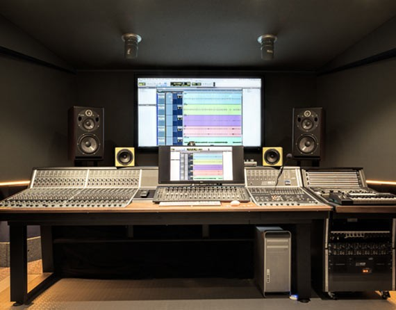 Studio 1 | ICMP Music Production Courses