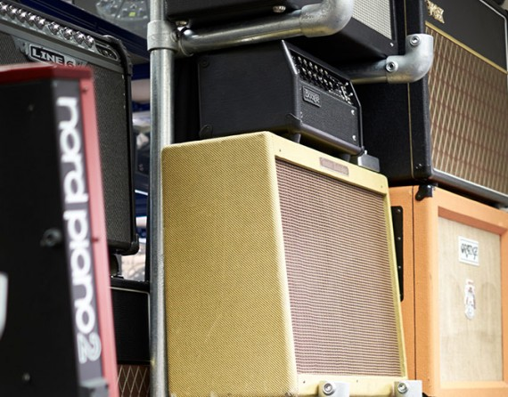 Music Equipment | Amps | Guitars | Mics