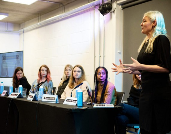 Music Production Masterclass Guests | ICMP