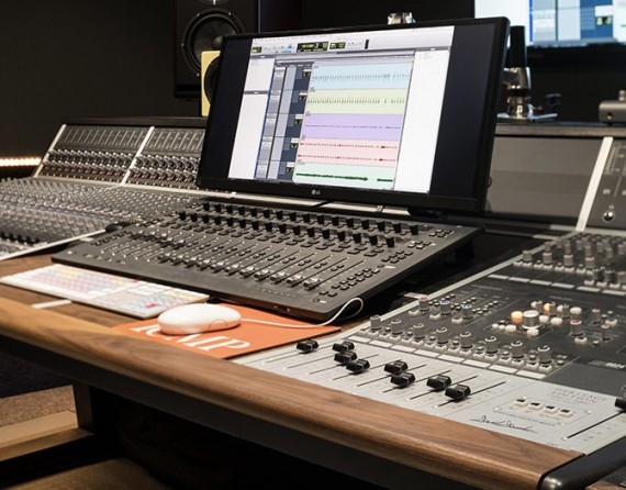 Music Production Studio
