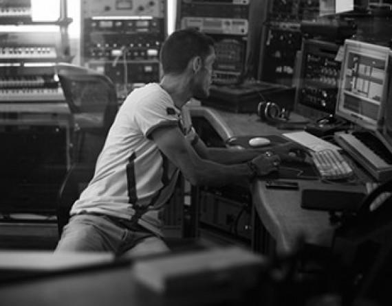 Paul Stanborough | Music Production | ICMP London