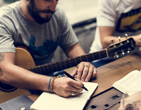 Songwriting Community London | ICMP Songwriting School