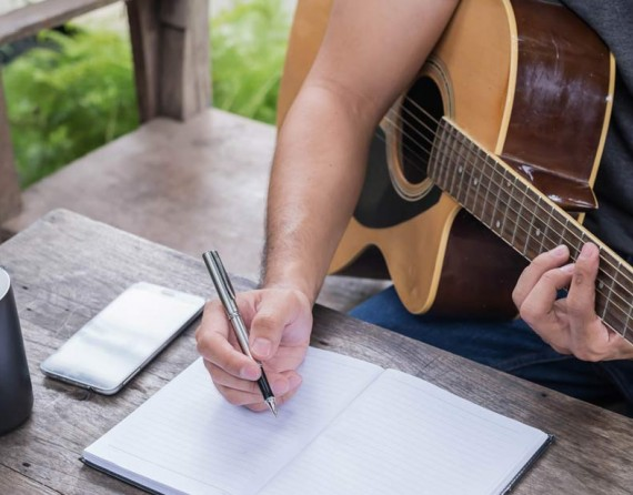 Songwriting for Creative Writers | ICMP London