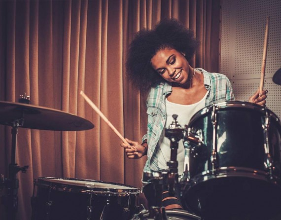 Drum Courses, Degrees & Higher Diplomas | London | ICMP