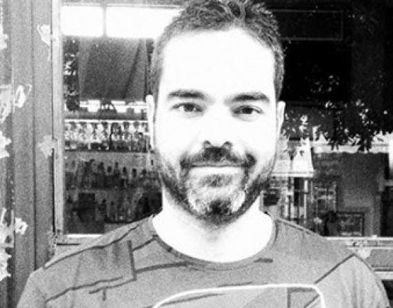 Yannis Iliopoulos | Music Business Tutor | ICMP London